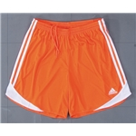 adidas Tiro II Women's Soccer Shorts (Orange)