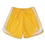 adidas Tiro II Women's Soccer Shorts (Yellow)
