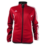 adidas Tiro II Women's Training Jacket (Red)