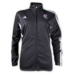 adidas USA Sevens Women's Tiro II Training Jacket (Black)