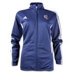 adidas USA Sevens Women's Tiro II Training Jacket (Navy)
