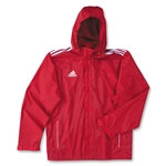 adidas Basic Rain Jacket (Red)
