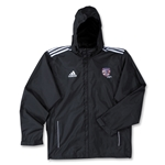 adidas USA Sevens Rain Jacket (Black)