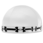 Under Armour Solid Skull Cap (White)