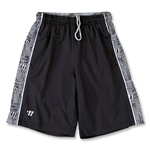 Warrior Ain't So Basic Lacrosse Shorts (Black)