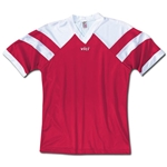 Vici Malta Soccer Jersey (Red)