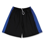 Fit 2 Win Pocketed Lacrosse Shorts (Blk/Royal)