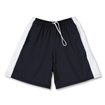 Fit 2 Win Pocketed Lacrosse Shorts (Blk/Wht)