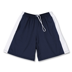 Fit 2 Win Pocketed Lacrosse Shorts (Navy/White)