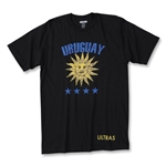 Objectivo Ultras Uruguay World Cup T-Shirt (Black)