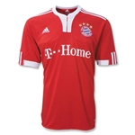 Bayern Munich 09/10 Home Youth Soccer Jersey