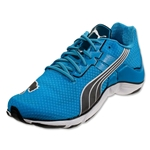 PUMA Mobium Elite Running Shoe (Malibu Blue/Black)