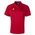 adidas Climalite Team Select Polo (Red)