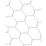 Hexagon Soccer Net 4 mm