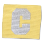 European Style Junior Captain Armband (Yellow)