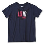 Objectivo Ultras LD10 Legend Toddler T-Shirt (Navy)