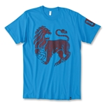 Darvi Red Lion T-Shirt (Teal)