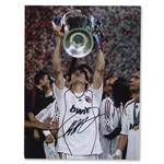 ICONS Signed Kaka AC Milan Photo