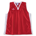 Warrior Lotus Racerback Game Lacrosse Jersey (Sc/Wh)