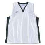 Warrior Lotus Racerback Game Lacrosse Jersey (Wh/Dgr)