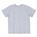 adidas Youth Football Signature Cotton T-Shirt (Gray)