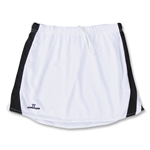 Warrior Plush Game Lacrosse Kilt (Wh/Bk)