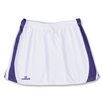 Warrior Plush Game Lacrosse Kilt (Wh/Pu)