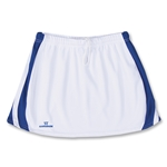 Warrior Plush Game Lacrosse Kilt (Wh/Ro)