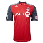 Toronto FC 2012 Home Authentic Soccer Jersey