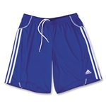 adidas Women's Equipo Soccer Shorts (Royal)