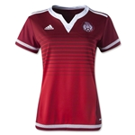 Mexico 2015 Womens World Cup Away Soccer Jersey