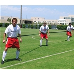 Flat Back Four Defender Belt