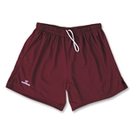 Warrior Essence Game Lacrosse Shorts (Maroon)