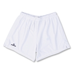 Warrior Essence Game Lacrosse Shorts (White)