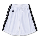 Warrior Velocity Lacrosse Shorts (Wh/Bk)