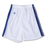 Warrior Velocity Lacrosse Shorts (Wh/Ro)