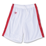 Warrior Velocity Lacrosse Shorts (Wh/Sc)