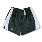 Warrior Women's Lotus Game Lacrosse Shorts (Dk Gr/Wht)