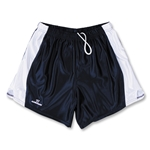 Warrior Women's Lotus Lacrosse Game Shorts (Navy/White)