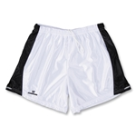 Warrior Women's Lotus Game Lacrosse Shorts (White/Black)