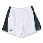 Warrior Women's Lotus Game Lacrosse Shorts (White/Green)