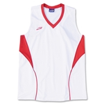 Brine Electra Racer Back Lacrosse Jersey (Wh/Sc)