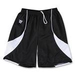 Warrior Impact Lacrosse Shorts (Blk/Wht)