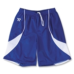 Warrior Impact Lacrosse Shorts (Roy/Wht)