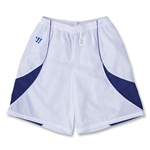 Warrior Impact Lacrosse Shorts (Wh/Ro)