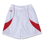 Warrior Impact Lacrosse Shorts (Wh/Sc)