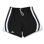 Warrior Lotus Lacrosse Shorts (Blk/Wht)