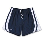 Warrior Lotus Lacrosse Shorts (Navy/White)