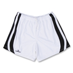 Warrior Lotus Lacrosse Shorts (Wh/Bk)