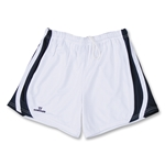 Warrior Lotus Lacrosse Shorts (Wh/Nv)